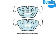 Bendix Brake Pad FT EURO For BMW X Series 04-11 X3 3.0d SUV Diesel DB1522 EURO+