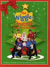 The Wiggles Christmas Song & Activity Book Sheet Music NEW 014036064