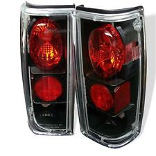 Tail Lights Chevy 1982-1993 GMC Oldsmobile 1991-1994 Altezza - Black