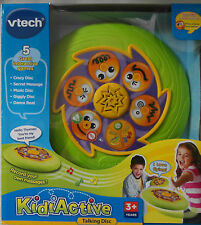 Vtech-kidiactive-talking Disco-al aire libre, deporte, interactivo, música, record/play