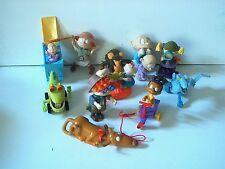 Rugrats Tommy Chuckie Phil Lil Reptar 1998 Burger King Kid's Club lot 12 wind-up