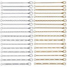 CHAINE d' extension rallonge rajout pour Collier ou Bracelet Taille au Choix