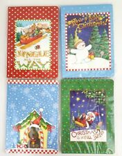 Mary Engelbreit Holiday Journals - Set Of 4 - 80 Page Notebooks - New