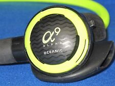 "Oceanic Alpha 9 Octopus w/36"" yellow hose Scuba Alternate Regulator"