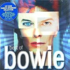 Musik-CD - 's als Compilation vom Virgin David Bowie