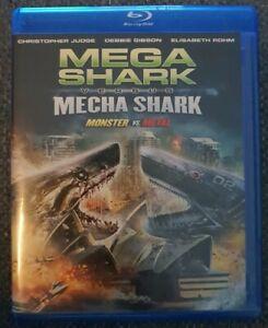 Mega Shark Versus Mecha Shark Monster Vs Metal Blu-ray Region A
