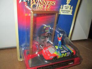 Jeff Gordon dupont  #24 monte carlo 1998 1:64 nascar  WINNERS CIRCLE