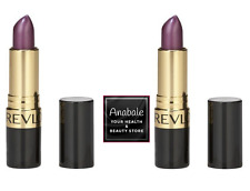 (Lot of 2) Revlon Super Lustrous Lipstick - SELECT YOUR SHADE FROM MENU: