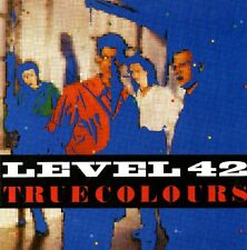LEVEL 42 - True Colours - CD