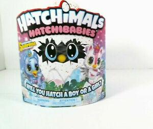Hatchimals HatchiBabies Surprise Kitsee or Unikeet