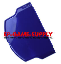 For Sony PSP Slim 2001 Madden 09 Battery Cover Metallic Blue