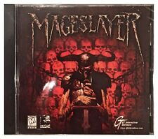 Mage Slayer Mageslayer PC Brand New Sealed - Free U.S. Shipping - Nice - Classic