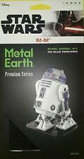 DISNEY STAR WARS ICONX 3-D METAL EARTH of R2-D2~BRAND NEW~BID$5~WE COMBINE SHIPn