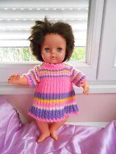 robe fait main compatible avec poupée collection raynal tinnie, gégé,reborn35 cm