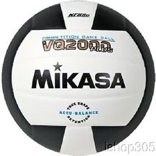 Mikasa Volleyball VQ2000-BLA Competition Game Ball NFHS Approved Official Size 5