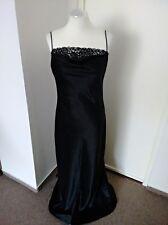 YESSICA, Abendkleid. Gr. 38-40, schwarz