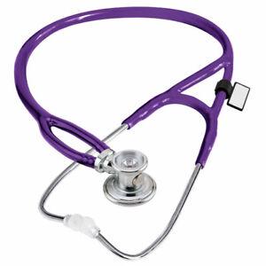 MDF Sprague-X Stethoscope - (Purple)