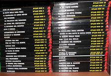 DYLAN DOG Book Sequenza Completa da 1 a 50 + 100 a Colori + Super Book 1 Bonelli
