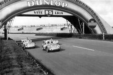 Porsche Type 550 A Spyder factory racecars 1954 – Porsche factory entries photo