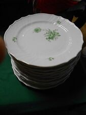 "Great Collectible KUTSCHENREUTHER Selb DRESDEN ""Innsbruck"" 12 DINNER Plates"