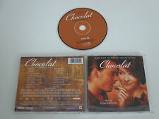 RACHEL PORTMAN/CHOCOLAT - MUSIC FROM THE MP(SONY CLASSICAL SK 89472) CD ALBUM