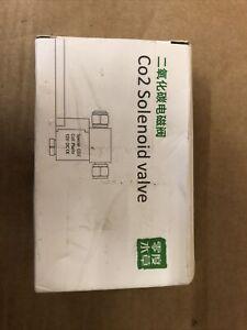 co2 solenoid valve