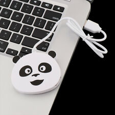 Cute Panda 4 Port Hub High-Speed USB2.0 HUB Splitter Cable Adapter for Laptop PC