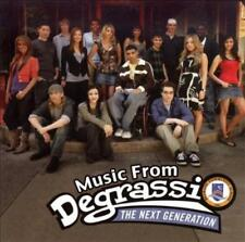 MUSIC FROM DEGRASSI: THE NEXT GENERATION NEW CD