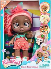 Kindi Kids Doll Summer Peaches Snack Time Friends