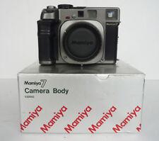 Mamiya 7 Medium-Format Film Rangefinder Camera Body w/ box