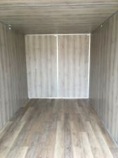HOUSE/OFFICE/STORAGE FROM SHIPPING CONTAINER - DIY - INSULATED KIT TO CONVERT