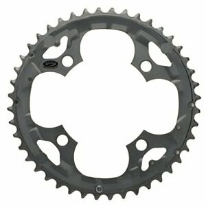 Shimano Spares FC-M591 chainring 44T grey 44 teeth Grey From Japan