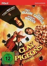 Clay Pigeons - Lebende Ziele * DVD Rabenschwarze Krimi-Komödie Pidax Neu