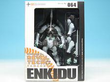 REVOLTECH YAMAGUCHI 064 Gurren Lagann Enkidu Action Figure Kaiyodo