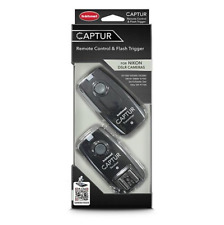 Hahnel Captur Remote Control & Flash Trigger - Nikon