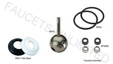Repair for Delta Lever Kitchen & Bath Faucets Ball Seats Springs Orings Cam