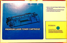 HP 648A Compatible ST-CE261A Cyan Sealed Toner Cartridge