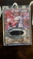 drew brees 2001 Hit Rookie Jersey card Numbered 141/175 new orleans saints
