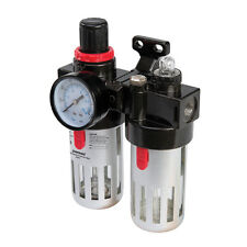 Air Line Filter Regulator & Lubricator 150ml