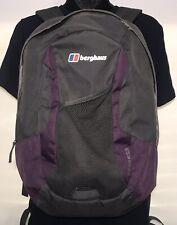 Berghaus Backpack Women's Spark25 Plum Dark Grey Hiking