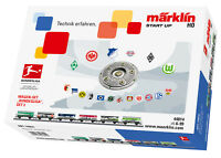 "Märklin  44814 Wagenset ""Bundesliga"" Set 3 #NEU in OVP#"