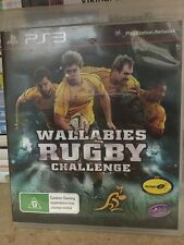 wallabies rugby challenge PS3