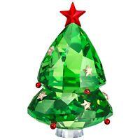 Swarovski Crystal Creation 5464888 Christmas Tree, Green RRP $179
