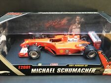 Hot Wheels Elite - Michael Schumacher - Ferrari - F2001 - 2001 - 1:18 - tobacco
