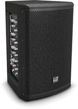 LD Systems MIX 6 A G3 2-Weg Aktiv-Lautsprecher mit int. 4-Kanal Mixer