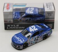 2018 KYLE LARSON #42 Credit One Bank Stripe Chicago 1:64 Action Diecast In stock