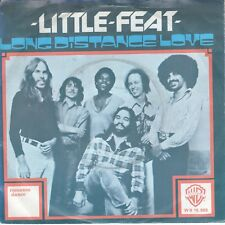 7inch LITTLE FEAT long distance love HOLLAND 1975 EX/VG++ (S1268)
