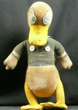 Antique 1930's Character Novelty Company Walt Disney DONALD DUCK Squeaker Tail
