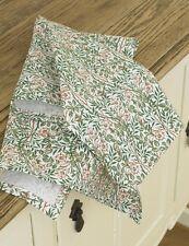 Licensed William Morris Sweet Briar Floral Cotton Tea Towel