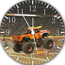 Big Pickup Truck Frameless Borderless Wall Clock Nice For Gifts or Decor W372